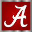 The University of Alabama Box A Logo